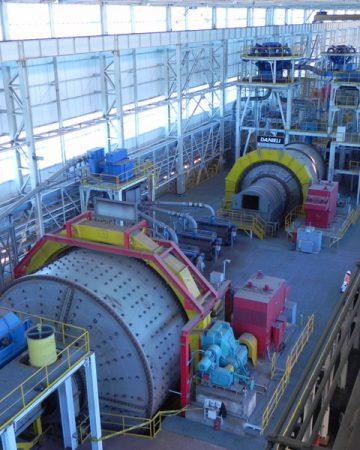 Sangan Concentrator Plant (2.6 MT/Y)